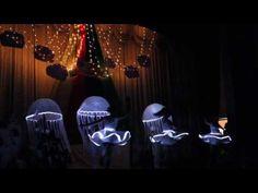 "Танец медуз из царства водяного в мюзикле ""Летучий корабль"" - YouTube Elementary Music, Music Education, Neon Signs, Youtube, Crafts, Workout, Festivals, Theater, Manualidades"