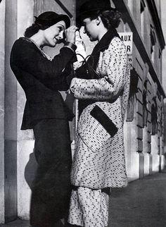 Photo by Francois Kollar for Harper's Bazaar, 1935 | Flickr