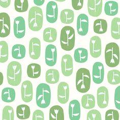 Tulip - flower, floral pattern by Laurence Lavallée aka Flo Tulips Flowers, Pattern Art, Illustrators, My Arts, Artist, Floral, Artists, Flowers, Illustrator