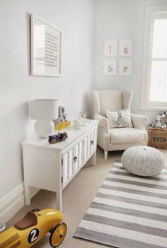 Baby Room in grey