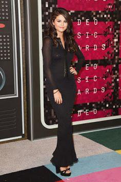 VMA awards 2015 best dressed Selena Gomez