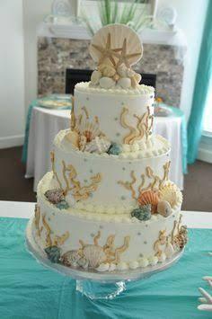 Resultado de imagem para beach cake party
