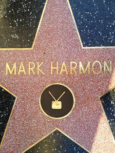 Mark Harmon got his star today (01Oct12)