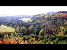 Scott's View River Tweed Borders Of Scotland - YouTube