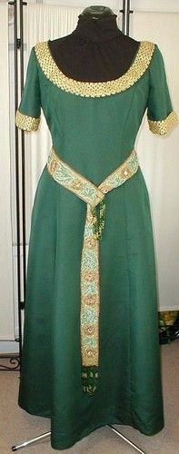 Medieval Dress | eBay