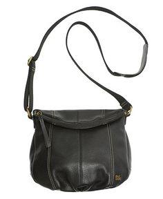 The Sak Deena Leather Flap Crossbody - The Sak - Handbags & Accessories - Macy's