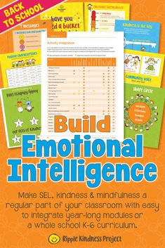 Kindness Curriculum Shown To Improve >> Educational Blog Posts Classroom Positive Psychology
