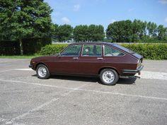 Lancia Beta 2000 Berlina