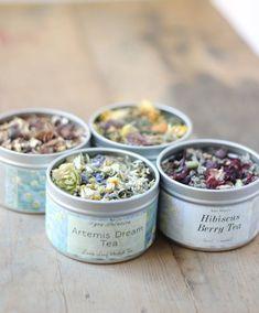 Natural herbal tea