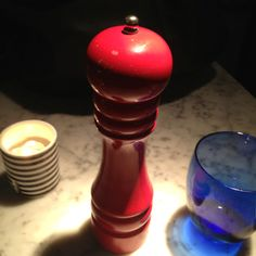 Pepper mill at Milano.