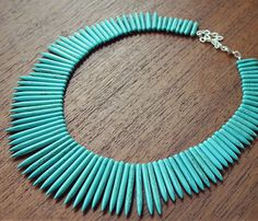 Tribal Queen Necklace  by Moorea Seal ( http://shop.uncovet.com/tribal-queen-necklace?ref=hardpin_type129#utm_campaign=type129_medium=HardPin_source=Pinterest )