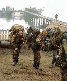 sas in the Falkland