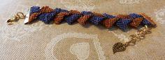 La cesta dei lavori di Loredana: braccialetti