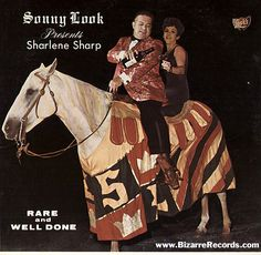 """Is Sharlene the woman or the horse?  And who is """"well done""""?"""