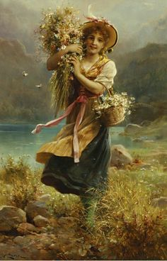 Zatzka, Hans. ~  he captured the breeze