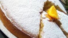Πεντανόστιμο νηστίσιμο κέικ πορτοκάλι χωρίς λάδι