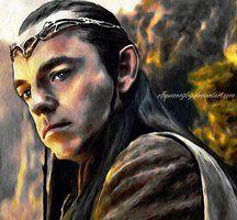 Lord Elrond by elfqueen1969