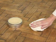 How to Repair Parquet Flooring   DIY Network