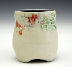 Ceramics by Michelle Summers.