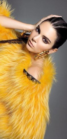 Kendall Jenner wows in Balmain Fall Looks for Sunday Times Style