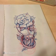 .@uktattoo | Tattoo art by @sneakymitch One for next week #tattooart #neotradi...