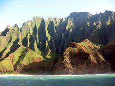 NaPali coast -- takes your breath away over and over and over