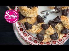 Mandel-Marzipan-Hörnchen - glutenfrei - Sallys Blog