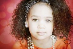 my beautiful daughter in a portrait session