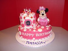 minnie mouse birthday cakes | minnie mouse birthday | Sandy's Cake Blog