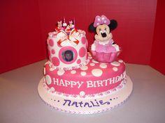 minnie mouse birthday cakes   minnie mouse birthday   Sandy's Cake Blog