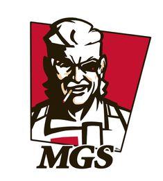 MGS:KFC by E-Mann.deviantart.com