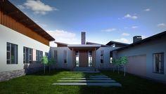 HOUSE JACOBS   Urban Habitat Architects Rustic Houses, Habitats, Architects, Urban, Mansions, House Styles, Outdoor Decor, Modern, Home Decor