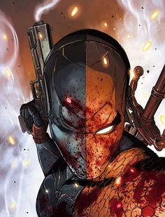 Deathstroke DC Rebirth Issue 1 The DC Comics Rebirth: A Complete Guide For New Readers