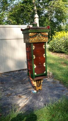 Traditional Japanese Hachi Hive