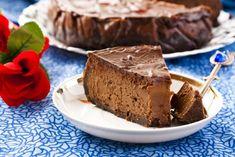 Cheesecake de ciocolată – desert rafinat, dedicat amatorilor de ciocolată!