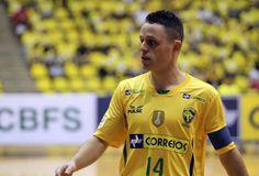 Portal Esporte São José do Sabugi: Seleção Brasileira de Futsal é convocada para os J...