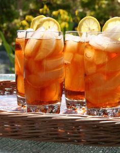 Homemade Iced Tea Recipes - How to Make Homemade Iced Tea - Country Living