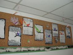 nurvero, la vie en classe oiseau et hiver
