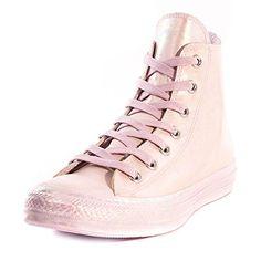 Converse  As Hi Desk,  Damen ALL STAR HI , Violett - Light Purple - Größe: 35.5 EU - http://on-line-kaufen.de/converse/35-5-eu-converse-chuck-taylor-all-star-high-sneaker