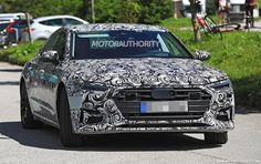 Audi's next-generation A7 has been spotted in prototype form once again. Though the latest prototype is still heavily masked, we can make out much of the design which shows a clear resemblance to Audi's Prologue concept first unveiled at the 2014 Los Angeles auto show. Responsible for the…