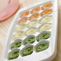 Finally, a Complete Range Of Homemade Baby Food Recipes, From First Foods To Full Meals.  I've been looking everywhere for something like this!