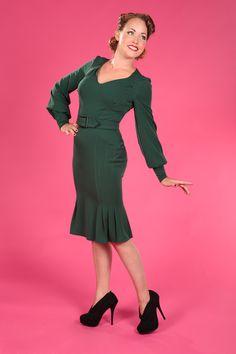 .Lizette-Gia 1940\'s diamond dress