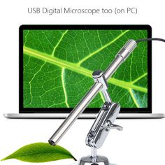 Swrisnt Digital Android USB Microscope Endoscope Inspection Camera Magnifier 10X -200X Support Windows XP/VISTA /WIN7 /Mac OSX #shoes, #jewelry, #women, #men, #hats, #watches, #belts
