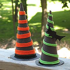 A fun Halloween craft for kids or adults!