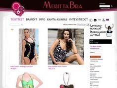 MerittaBran sivut Pandora, Shopping
