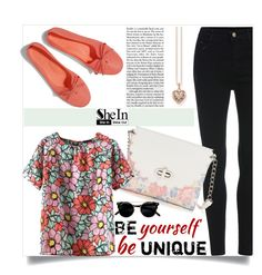"""""""SheIn"""" by almedina-86 ❤ liked on Polyvore featuring Keds, Candie's, Thomas Sabo and shein"""