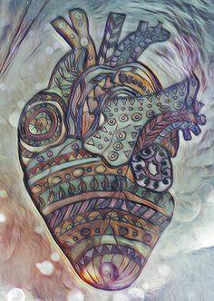 Ethno heart
