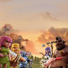19201920 clash of clans new wallpapers full hd