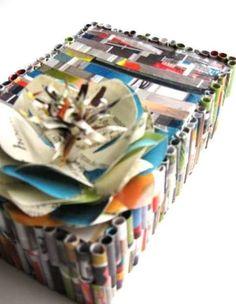 Magazine craft