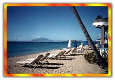 Pinneys Beach in Nevis...been there loved that!